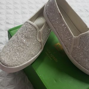 Keds Kate Spade Edition perfect for a wedding!
